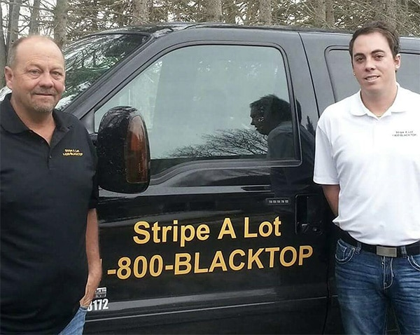 Stripe A Lot Owners
