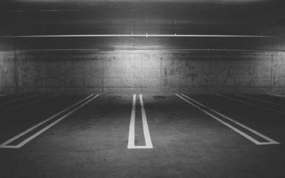 Proper Parking Lot Striping Saves Lives