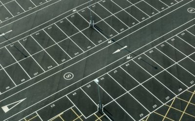Why Professional Parking Lot Striping Matters